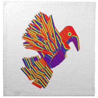 Bird - KIDS Artistic Deco Gifts Printed Napkins