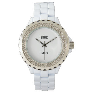 Bird Lady Watch in Style