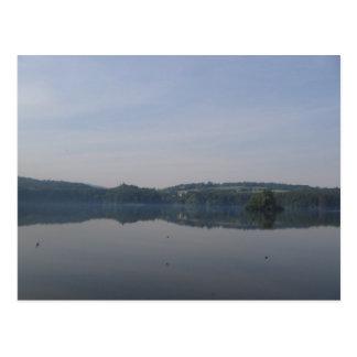 bird lake postcard