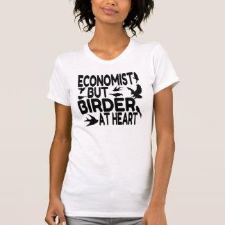 Bird Lover Economist T-Shirt