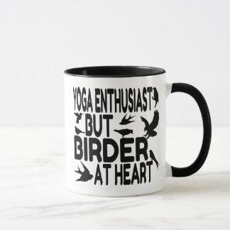 Bird Lover Yoga Enthusiast