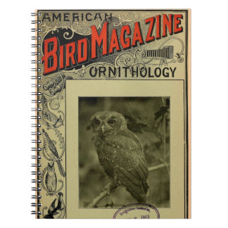 Bird Magazine jun 8 1903 Spiral Notebooks