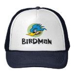 Bird Man Cap