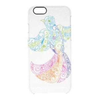 bird maori design phone cover