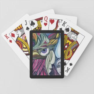 Bird Mon Art Deck of Playing Cards