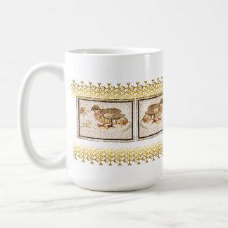 Bird - Mosaic Coffee Mug