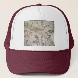 Bird Mosaic in Tunisia Trucker Hat