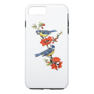 Bird Motif iPhone 7 Plus Case