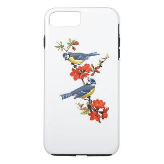 Bird Motif iPhone 8 Plus/7 Plus Case