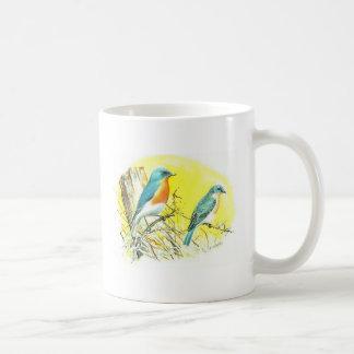 Bird Mug - Bluebird