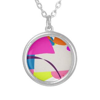 Bird Round Pendant Necklace