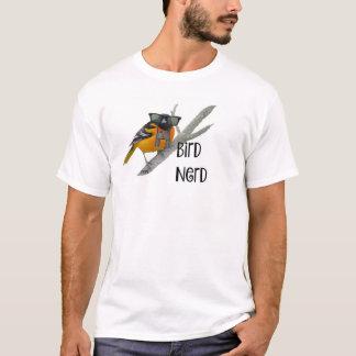 Bird Nerd T Shirt