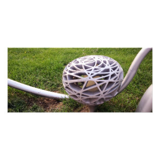 Bird Nest Light 10 Cm X 23 Cm Rack Card