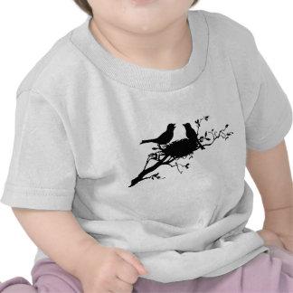 Bird Nest T-shirts