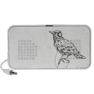 bird - no music and no life - iPhone speaker