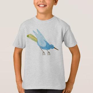 Bird of a Color (Blue) T-Shirt