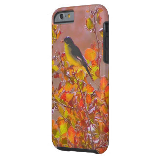 Bird of Fall Tough iPhone 6 Case