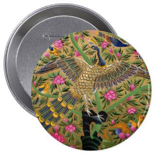 Bird of Life Button