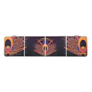 Bird of Paradise Beer Pong Table