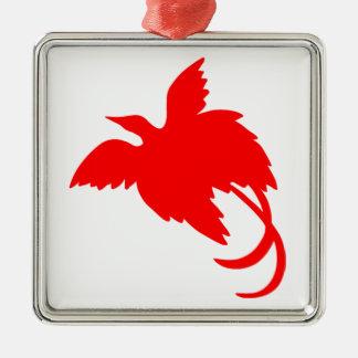 Bird of Paradise Christmas Ornament
