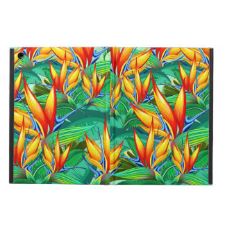 Bird of Paradise Flower Exotic Nature iPad Air Cover