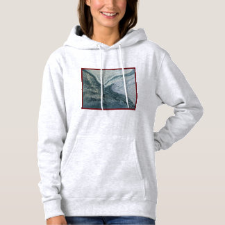 bird of paradise hoodie for her