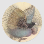 Bird of Paradise Large Sticker