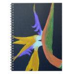 Bird Of Paradise Notebook