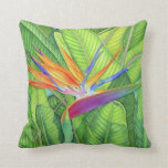 Bird of Paradise Pillows
