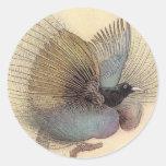 Bird of Paradise Sm Sticker