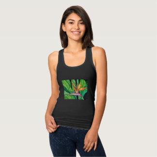 Bird of Paradise tee shirt