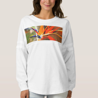Bird of Paradise Women's Long Sleeve Top