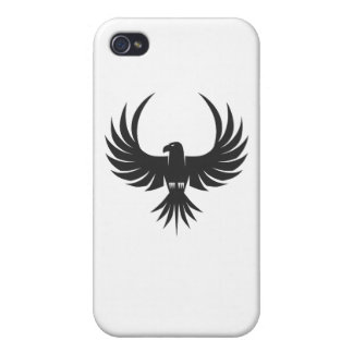 Bird of Prey Cover For iPhone 4