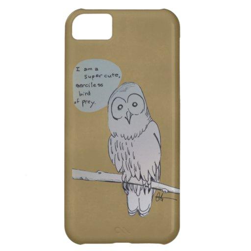 Bird of Prey iPhone 5 Case
