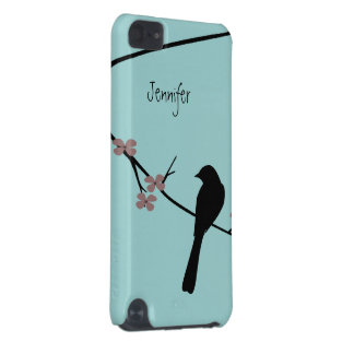 Bird on Branch Design iPod Touch 5G Cover