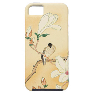 Bird on Magnolia iPhone 5 Case BEAUTIFUL
