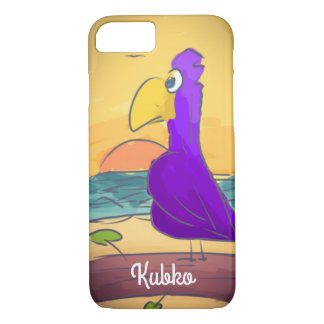 Bird on the beach iPhone 8/7 case