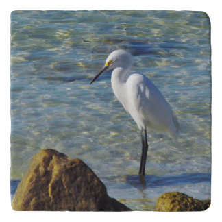 Bird on the Shore Trivet