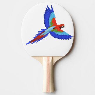 bird ping pong paddle