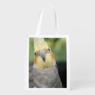 Bird Grocery Bag