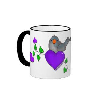 Bird Ringer Mug