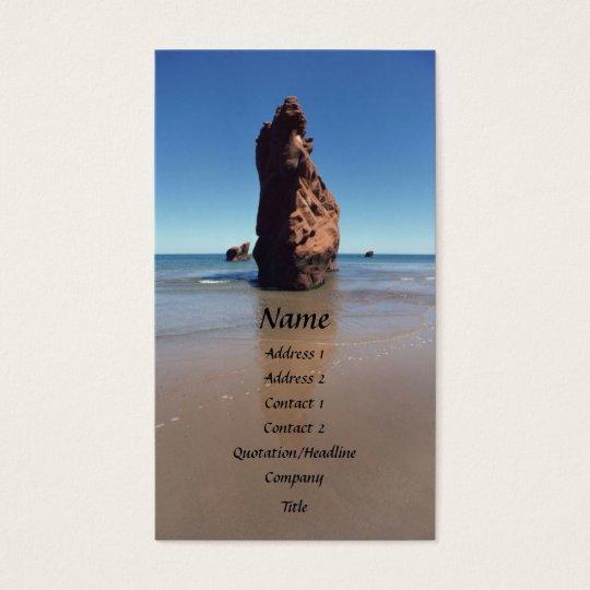 Bird Rock Profile Card