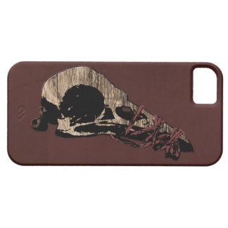 Bird Skull Barely There iPhone 5 Case