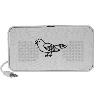 Bird Travelling Speakers