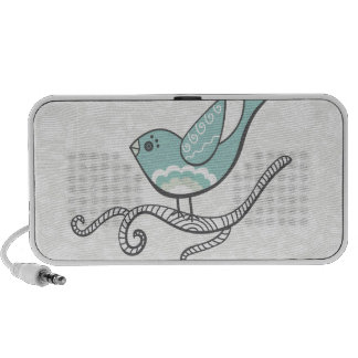 Bird iPod Speakers