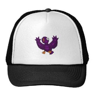 Bird Splatter hat