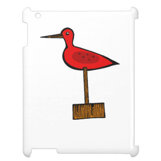 Bird Statue Cover For The iPad 2 3 4
