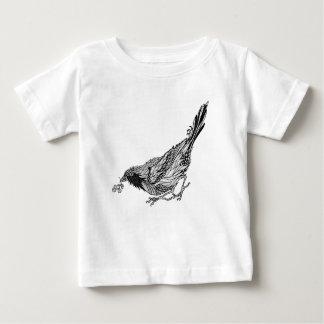 Bird Tattoo Baby T-Shirt