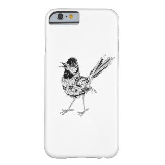 Bird Tattoo Barely There iPhone 6 Case
