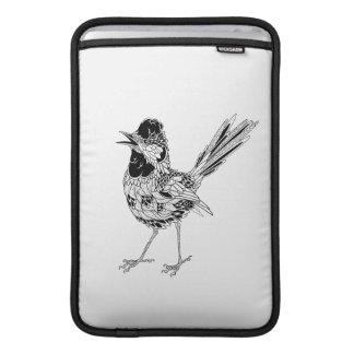 Bird Tattoo MacBook Sleeve
